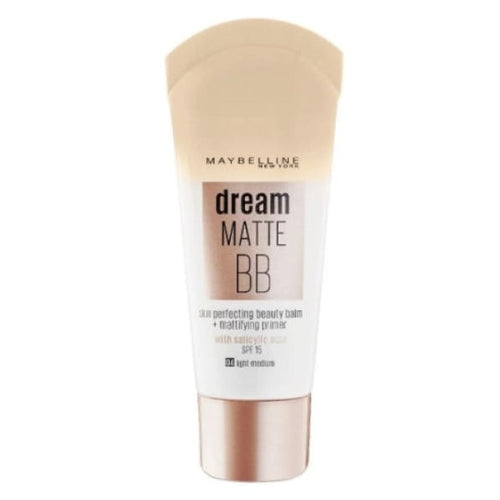 Maybelline Dream Matte BB Cream SPF15 - Light-Medium - BB Cream