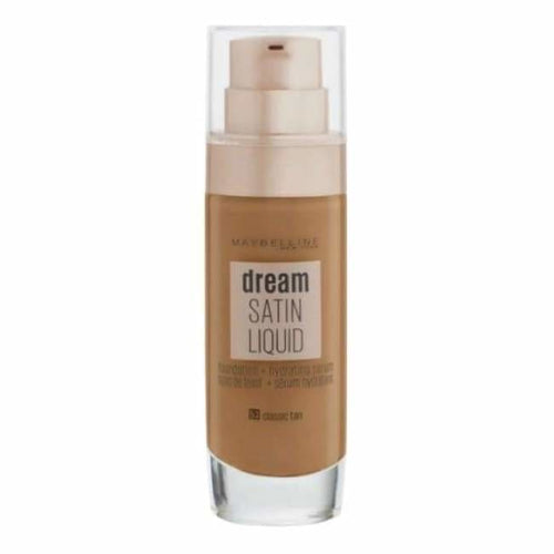 Maybelline Dream Satin Liquid Foundation - Classic Tan - Foundation