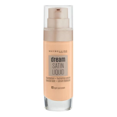 Maybelline Dream Satin Liquid Foundation - Light Porcelain