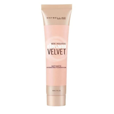 Maybelline Dream Velvet Soft-Matte Hydrating Foundation - Classic Ivory