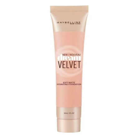 Maybelline Dream Velvet Soft-Matte Hydrating Foundation - Pure Beige