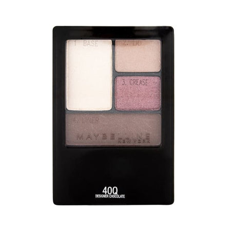 Maybelline Expert Wear Eye Shadow Quad - Designer Chocolates