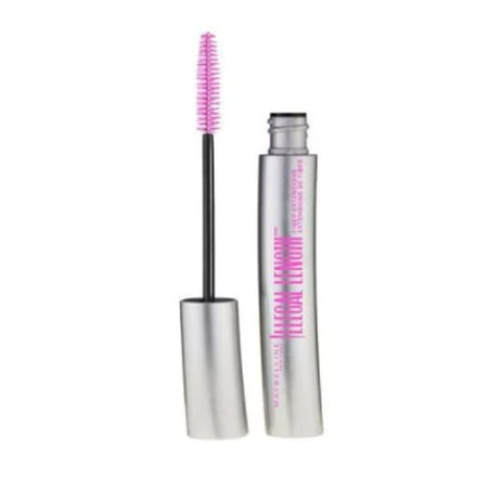 Maybelline Illegal Length Fiber Extensions Mascara - Blackest Black