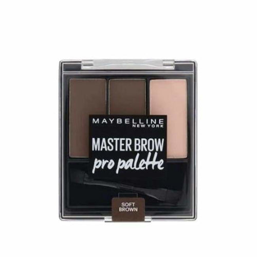 Maybelline Master Brow Pro Palette - Soft Brown - Brow Palette