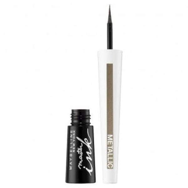 Maybelline Master Ink Metallic Liquid Eyeliner - Shimmer Sand - Eye Liner