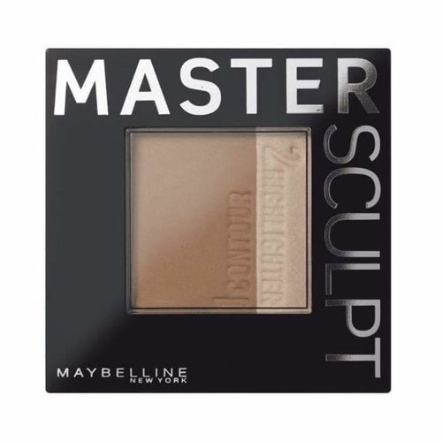 Maybelline Master Sculpt Contouring Palette Medium Dark - Eyeshadow