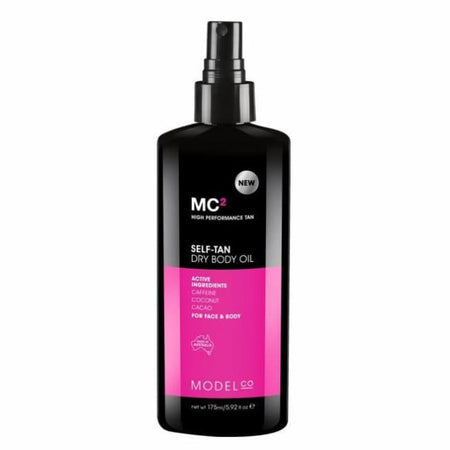ModelCo Self-Tan Dry Body Oil