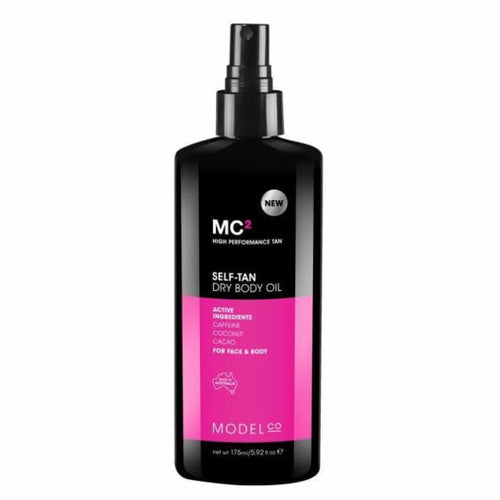 ModelCo Self-Tan Dry Body Oil - Tan