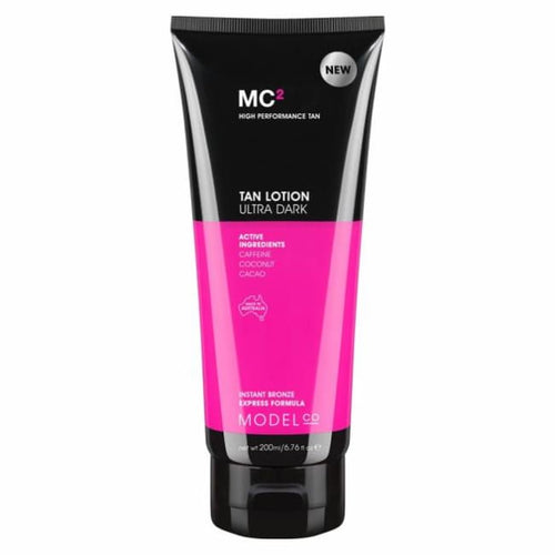 ModelCo Tan Lotion - Ultra Dark - Tan