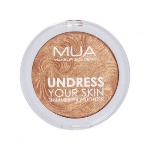 MUA Undress Your Skin Highlighting Powder - Golden Afterglow - Highlighter