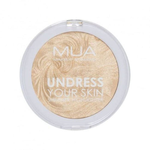 MUA Undress Your Skin Highlighting Powder - Golden Scintillation - Highlighter