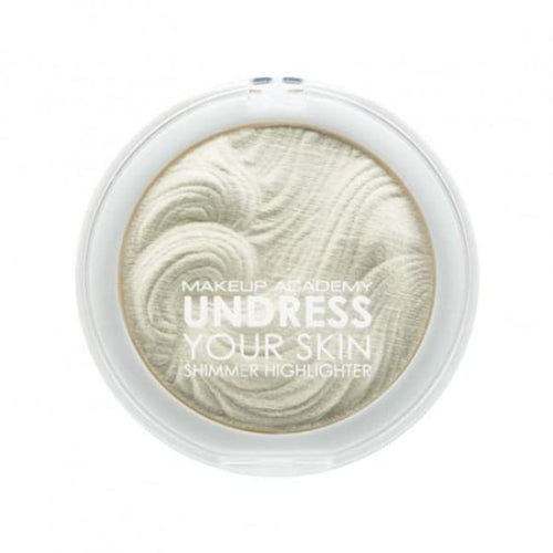 MUA Undress Your Skin Highlighting Powder - Iridescent Gold - Highlighter