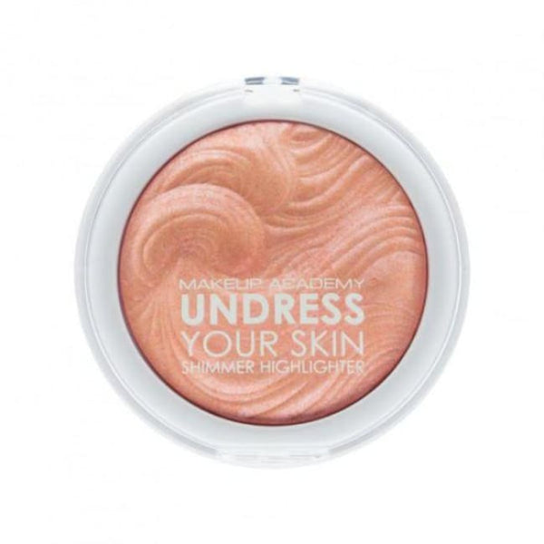 MUA Undress Your Skin Highlighting Powder - Opalescent Amber - Highlighter