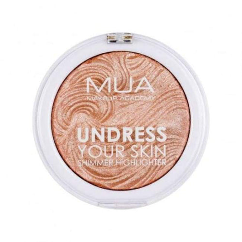 MUA Undress Your Skin Highlighting Powder - Radiant Cashmere - Highlighter