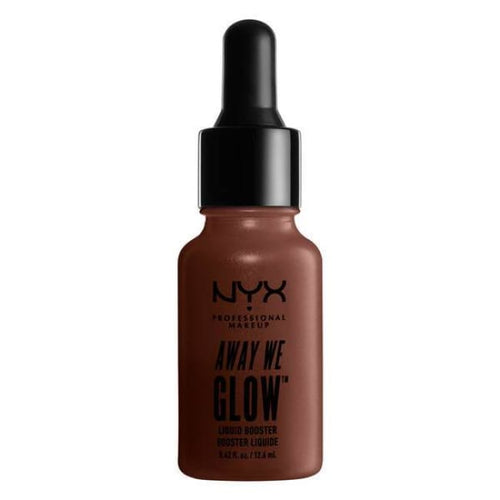 Nyx Away We Glow Liquid Booster - Untamed - Highlighter