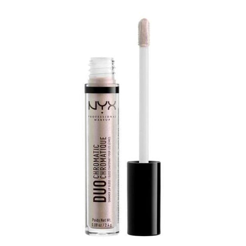 Nyx Duo Chromatic Shimmer Lip Gloss - Crushing It - Lip Gloss