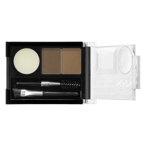 Nyx Eyebrow Cake Powder - Blonde - Brow Palette