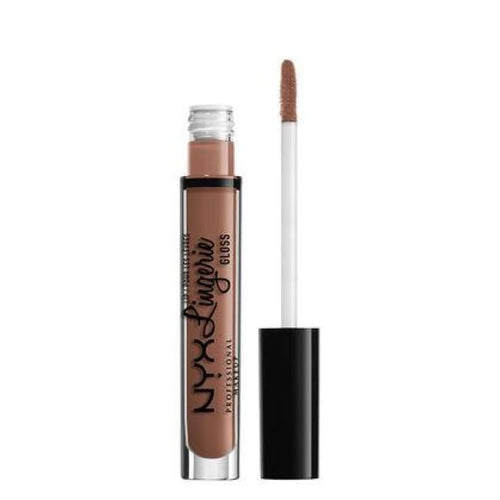 Nyx Lip Lingerie Gloss - Sable - Lip Gloss