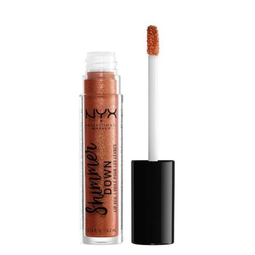 Nyx Shimmer Down Lip Veil - Honey Pie - Lip Gloss