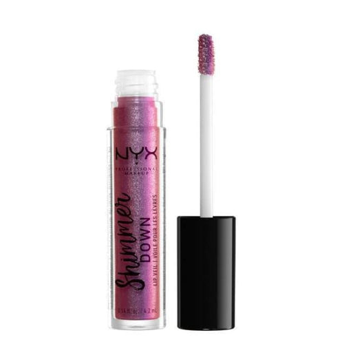 Nyx Shimmer Down Lip Veil - Sweet Mama - Lip Gloss