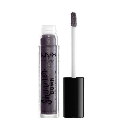 Nyx Shimmer Down Lip Veil - What The Punk - Lip Gloss