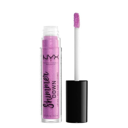 Nyx Shimmer Down Lip Veil - Young Star - Lip Gloss