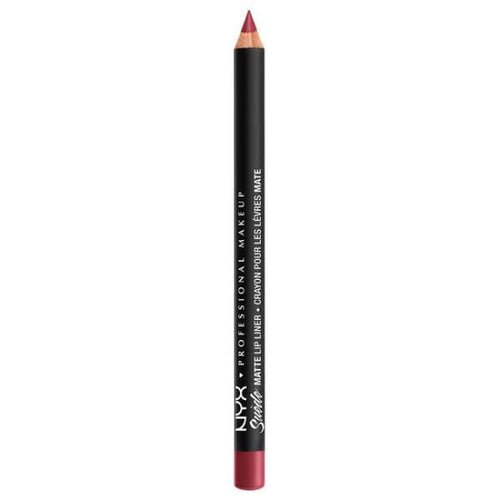 Nyx Suede Matte Lip Liner - Cherry Skies - Lip Liner