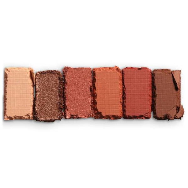Nyx Ultimate Edit Petite Shadow Palette - Warm Neutrals - Eyeshadow