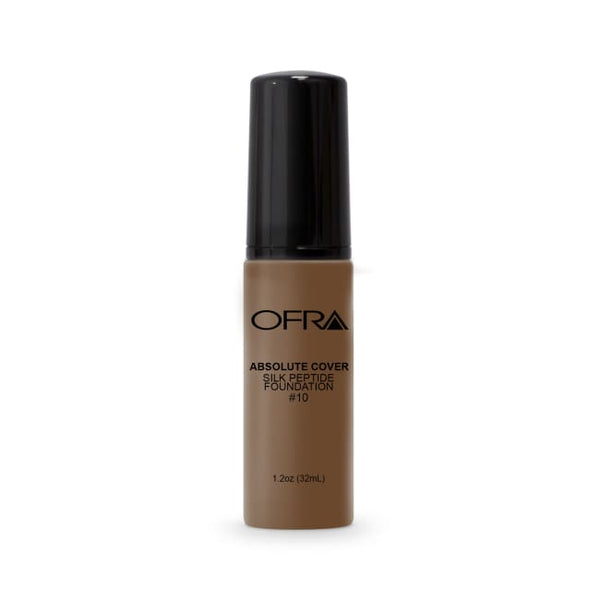 OFRA Cosmetics Absolute Cover Silk Peptide Foundation - 10 - Foundation