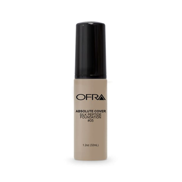 OFRA Cosmetics Absolute Cover Silk Peptide Foundation - 05 - Foundation