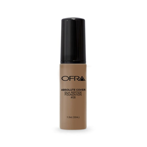 OFRA Cosmetics Absolute Cover Silk Peptide Foundation - 08 - Foundation