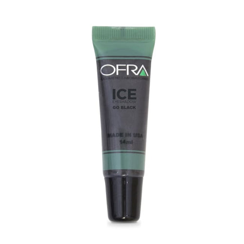 OFRA Cosmetics ICE Eyeshadow with Primer - Go Black - Eyeshadow