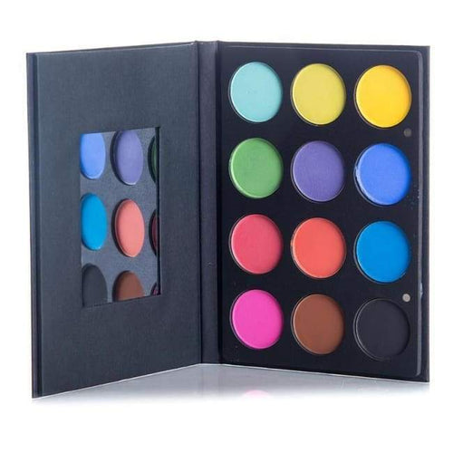 OFRA Cosmetics Bright Addiction Pro Eye Shadow Palette - Palette
