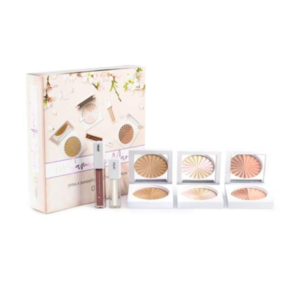 OFRA Cosmetics Samantha March PR Collection - Pack