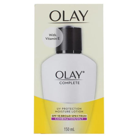 Olay Complete UV Protection Moisture Lotion SPF15