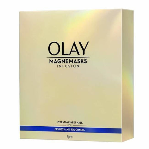 Olay Magnemasks Infusion Hydrating Sheet Mask 5 Pack - Mask