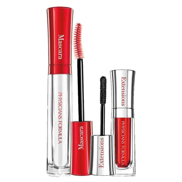 Physicians Formula Eye Booster Instant Lash Extension Kit - Ultra Black - Mascara
