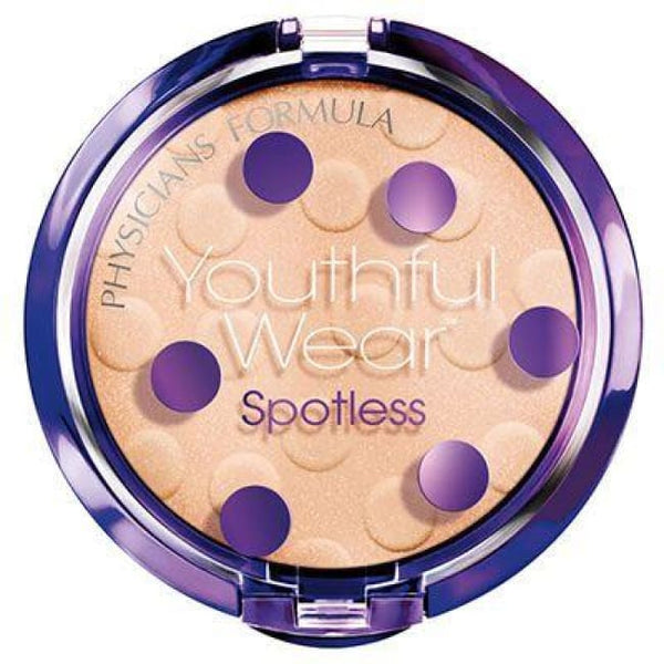 Physicians Formula Youthful Wear Youth-Boosting Spotless Powder - Translucent - Powder