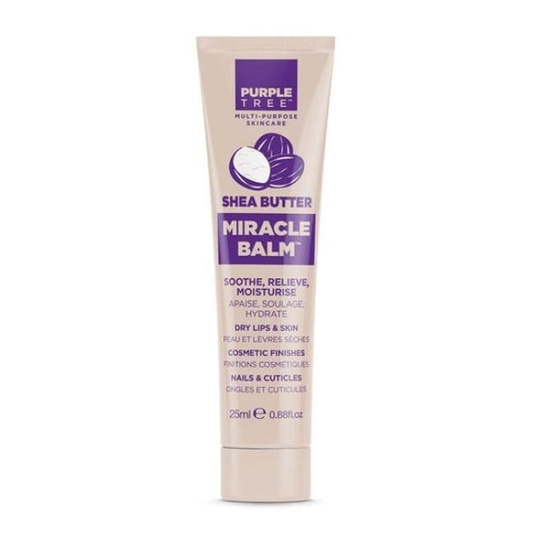 PURPLE TREE Shea Butter Miracle Balm - Multi-Purpose Balm