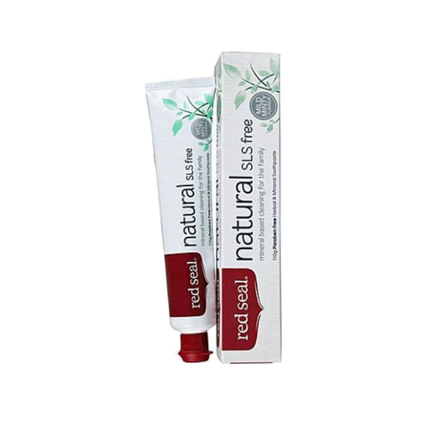 Red Seal Natural SLS free Toothpaste - Toothpaste