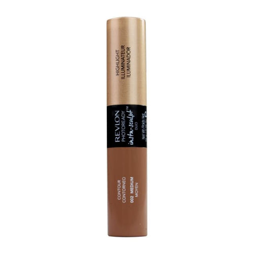 Revlon PhotoReady Insta-Sculpt Duo - Medium - Bronzer