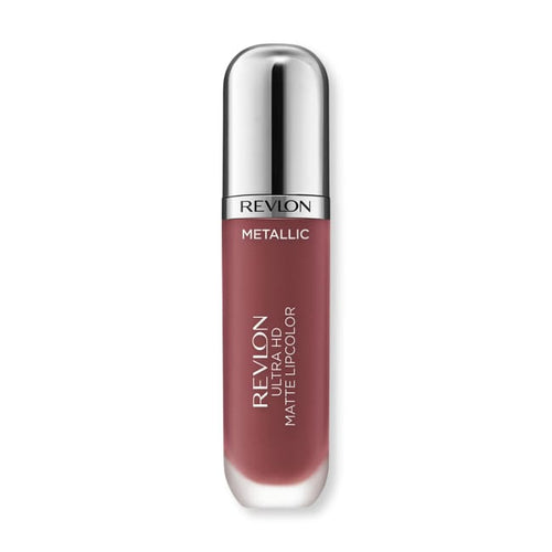 Revlon Ultra HD Metallic Matte Liquid Lipcolor - Shine - Lipstick
