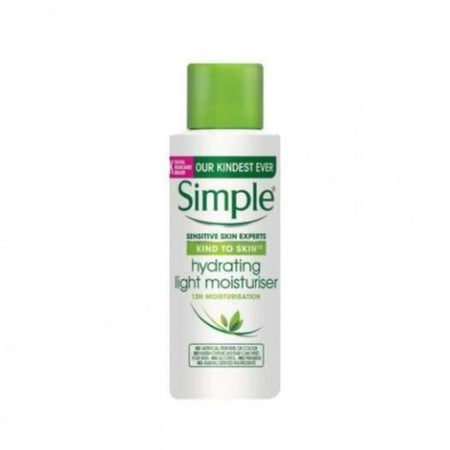Simple Hydrating Light Moisturiser - 50ml