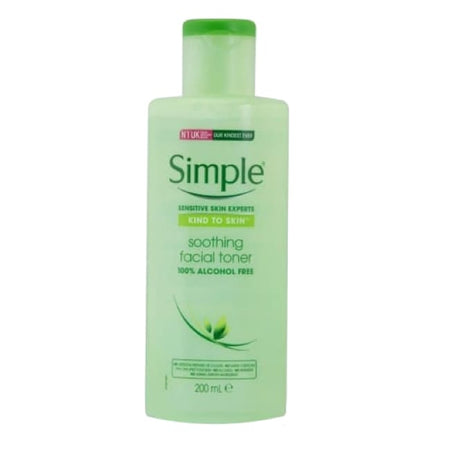 Simple Soothing Facial Toner - 200ml