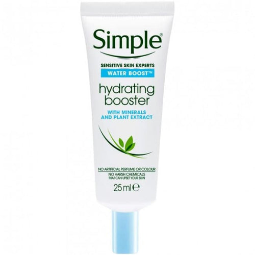Simple Water Boost Hydrating Booster - Face Moisturiser