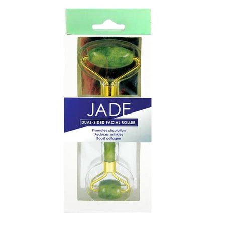 SwissCare Dual-Sided Facial Roller - Jade