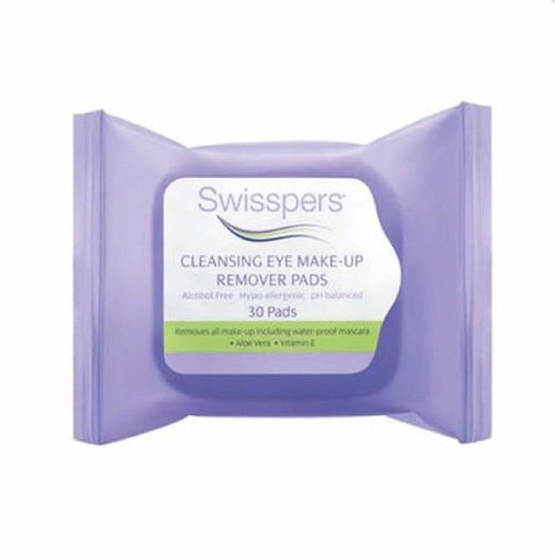 Swisspers Cleansing Eye Makeup Remover Pads - Make-up Remover