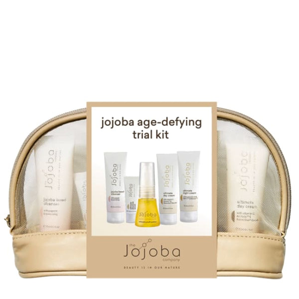 The Jojoba Company Jojoba Age-Defying Trial Kit - Pack