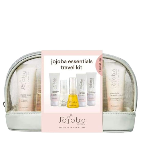The Jojoba Company Jojoba Essentials Travel Kit - Pack