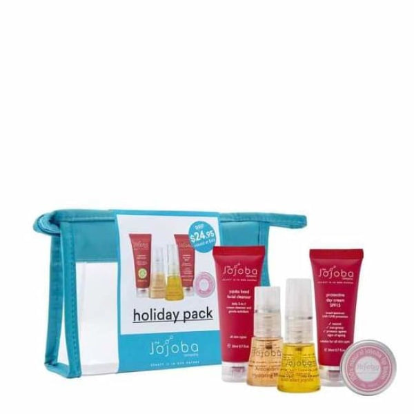 The Jojoba Company Holiday Pack - Pack